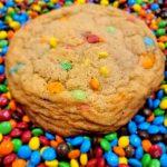 4-Pack M&M Cookies